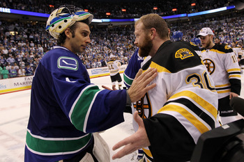 Will one of these goaltending giants be a Leaf next season?