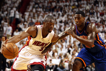 Dwayne Wade can be counted on in the crunch should LeBron James falter