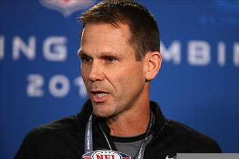 Savvy orchestrator of trades, that Trent Baalke is.