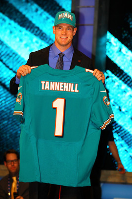 Ryan Tannehill has huge boom or bust potential.