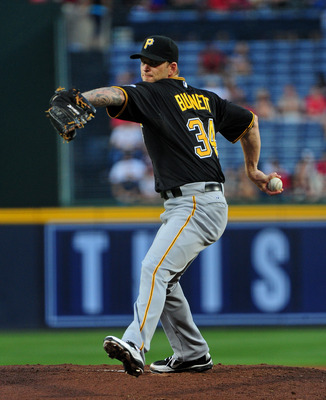 Burnett has been lights out since returning from injury.