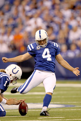 Vinatieri is the most clutch kicker, and perhaps player, of all time.
