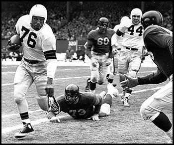 Marion Motley was well ahead of his time. Photo: BehindtheSteelCurtain.com