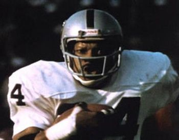 Willie Brown was a sensational corner for the Raiders. Photo: TheEyePatch.com