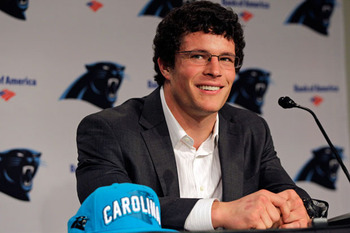 Luke Kuechly was Carolina's first round pick.