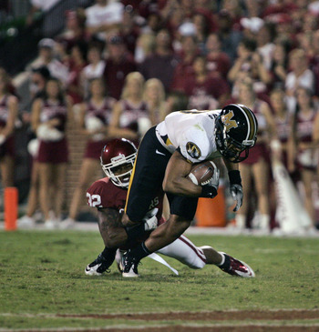 Jamell Fleming will challenge for a nickel or dime cornerback spot in 2012.