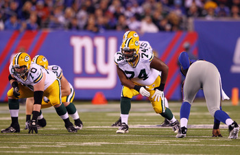 Newhouse may again be the blindside protector of QB Aaron Rodgers.
