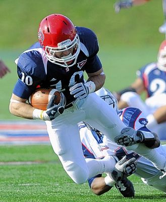 Getting Duquesne WR Connor Dixon might just be a FA steal for the Steelers