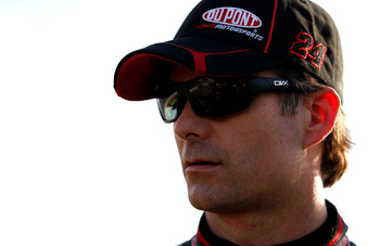 Jeff Gordon had another rough race, finishing 23rd Saturday night at Richmond