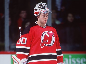 Martin Brodeur was a young man the last time the Rangers won the Stanley Cup. Many years later, he still plays goalie.