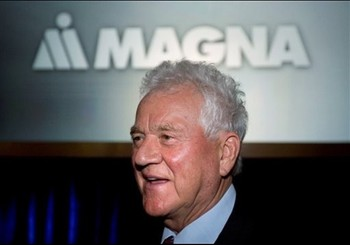 Frank Stronach (Photo via Forbes.com)