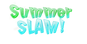 My custom design for a Summer Slam logo. Simple.