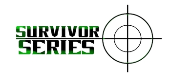 My logo design for Survivor Series.