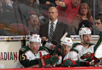First-year coach Mike Yeo helped the Wild off to a hot start last fall, but a disastrous collapse has left the Wild in need of a spark yet again.
