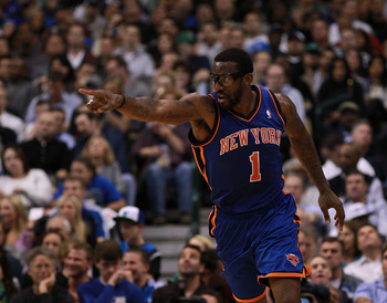 So far Amar'e has been nothing special in the postseason as a Knick.