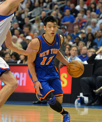 The loss of Jeremy Lin is a major problem for New York.
