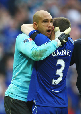 Tim Howard's Led Everton Over Manchester United and into the 2009 FA Cup Final