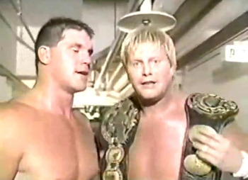 Johnny Ace with Bart Gunn