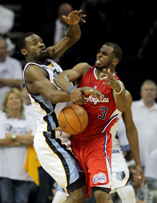 Don't sleep on Chris Paul and the Clippers