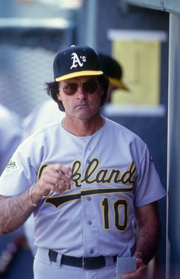 Tony La Russa in 1995.