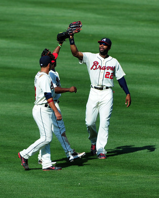 The Braves need Jason Heyward to be healthy.