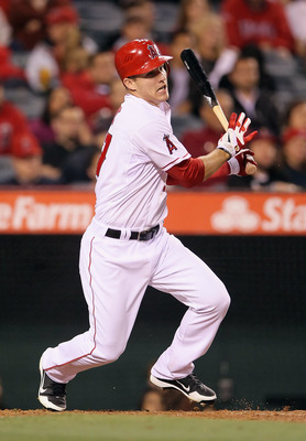 The future looks bright in Anaheim with Mike Trout in centerfield.