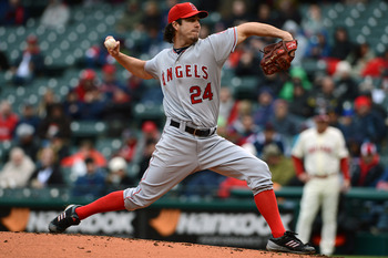 Dan Haren is another top of the rotation starter who should help carry the Angels to a playoff berth in 2012.