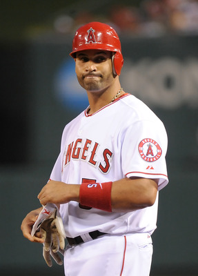 Patience, Halo faithful. It's only a matter of time before Pujols starts smacking them out of Angel Stadium routinely.