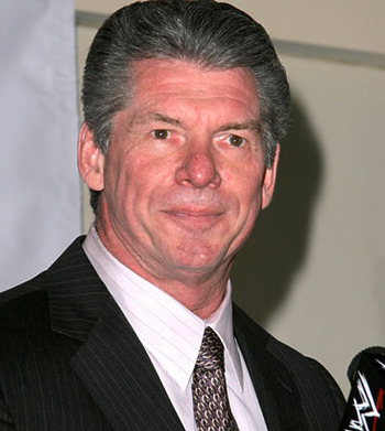 Vince McMahon. (Image courtesy of AskMen.com)
