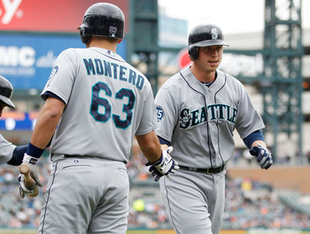 Justin Smoak might have to be moved on so Montero can play first.