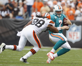 Henne could never get things rolling in Miami
