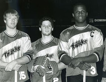Baltimore hasn't had an NLL team since the Thunder moved in 1999.