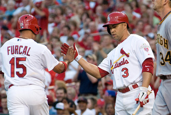 Rafael Furcal and Carlos Beltran have each been more valuable than Pujols.