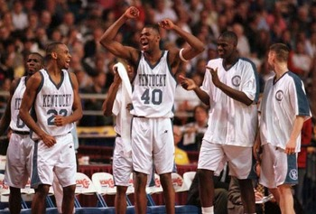 UK Wins the 1996 NCAA Championship