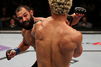 Johny Hendricks - Photo by Josh Hedges/Zuffa LLC/Zuffa LLC via Getty Images