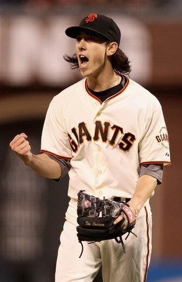 Lincecum is putting his first three starts behind him.