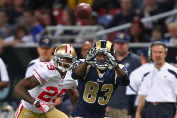 Brandon Lloyd will stretch the field in 2012.