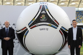 Euro 2012 Official Ball