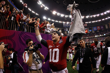 Two teams from Alabama have won the last three national titles in college football