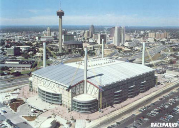 Could the Alamodome hold the NFL's minor league franchise in San Antonio?