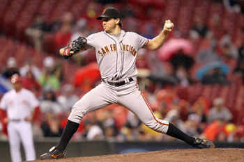 Barry Zito is off to his best start as a Giant