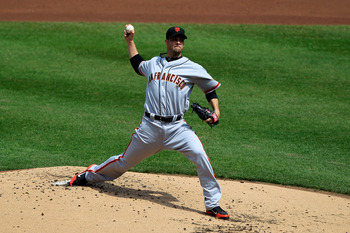 Ryan Vogelsong looks to duplicate his 2011 season