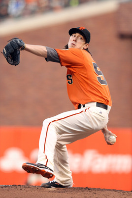 Tim Lincecum has not pitched up to his usual standards