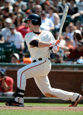 The Giants need Buster Posey to drive in more runs