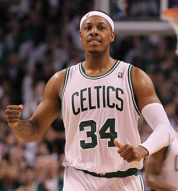 Could Paul Pierce and the Celtics beat the Heat?