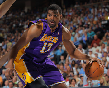 Could Andrew Bynum lead the Lakers to a championship?