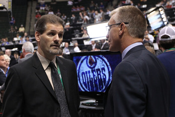 Ron Hextall has helped turn around the L.A. Kings.