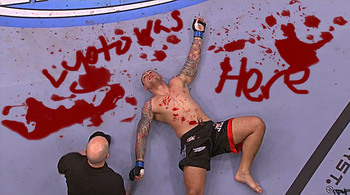 Photo Courtesy of mmafunhouse.blogspot.com
