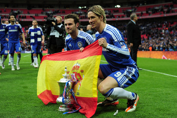 Will Fernando Torres have a role in the Champions League Final?