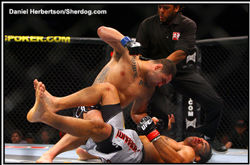 Photo Courtesy of Daniel Herbertson of Sherdog.com